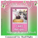 Super Cake Cook Book