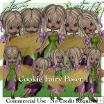 Cookie Fairy 1 CU