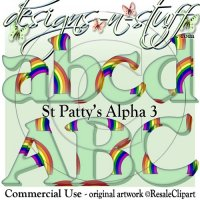 St Patty's 3 Alpha CU