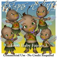 Toon Baby Fairies 3