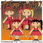 Halloween Kids 1 Resell