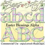 Easter Blessings Alpha CU