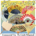 Decorative Fans