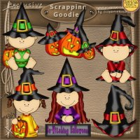 Bewitching Halloween CU (only sold here)
