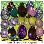 Easter Eggs 4 - Resell