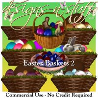 Easter Baskets 2