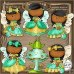 Butterfly Angels 2 CU