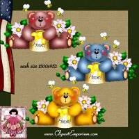 The Honey Bears CU