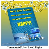 'Arts and Crafts Articles' and 'Things to Make'