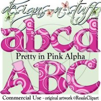 Pretty in Pink Alpha CU