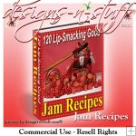 120 Jam Recipes