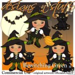 Bewitching Green 2 Resell
