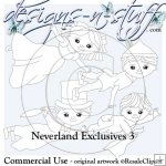 Neverlands Digital Stamps Exclusives 3