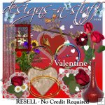 Valentine Goodies - Resell