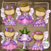 Butterfly Angels 1 CU