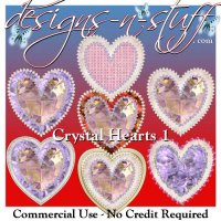 Crystal Hearts 1