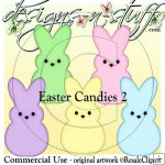 Easter Candies 2 CU