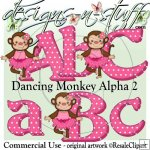 Dancing Monkey 2 Alpha CU