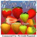 Strawberry Single