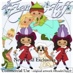 Neverland Clipart Exclusives 2