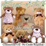 Teddy Bears 4