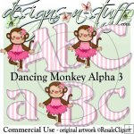 Dancing Monkey 3 Alpha Cu