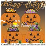 Candy Pumpkins Resell