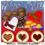 Valentine Sweets - Resell