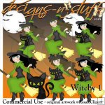 Witchy 1 Resell