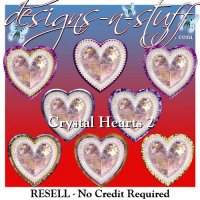 Crystal Hearts 2 - Resell