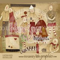 Homespun Stitches CU