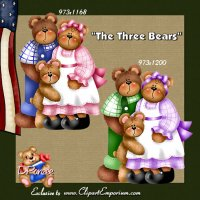 The Three Bears CU