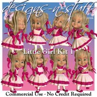 Little Girl Kit 1