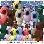 Teddy Bears - Resell