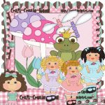 Fairy and Friends CU