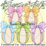 Easter Eggs Pretty CU