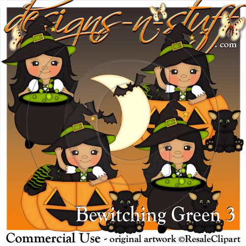 Bewitching Green 3