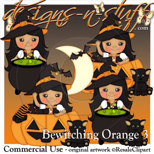 Bewitching Orange 3 Resell