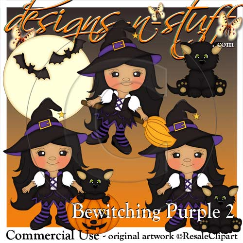 Bewitching Purple 2