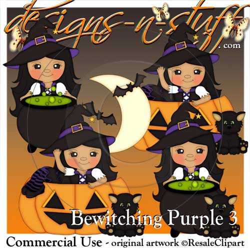 Bewitching Purple 3