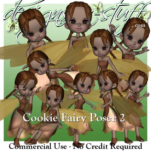 Cookie Fairy 2 CU