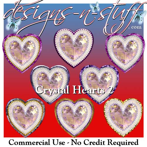 Crystal Hearts 2