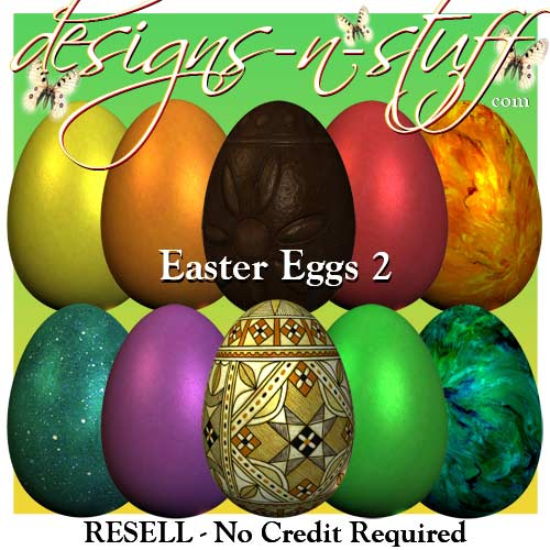 Easter Eggs 2 - Resell