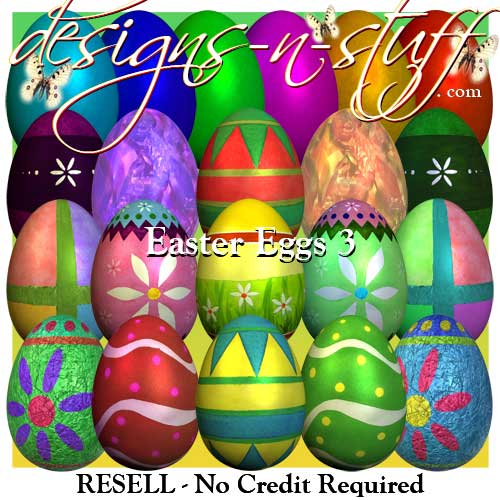 Easter Eggs 3 - Resell - Click Image to Close