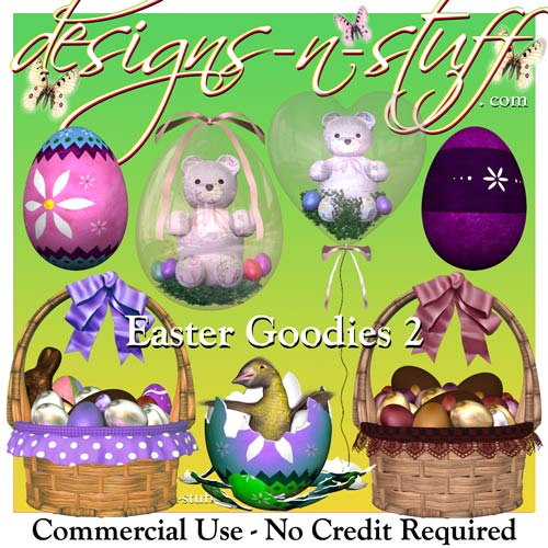 Easter Goodies 2 - Click Image to Close