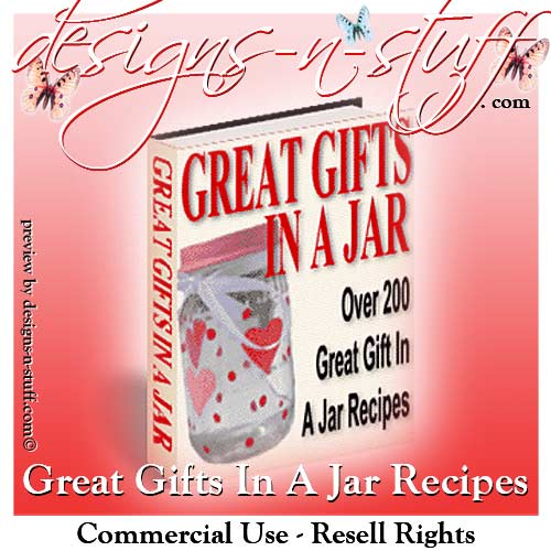 Great Gifts In A Jar Recipes