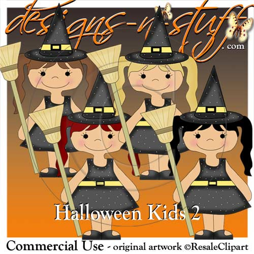 Halloween Kids 2 Resell