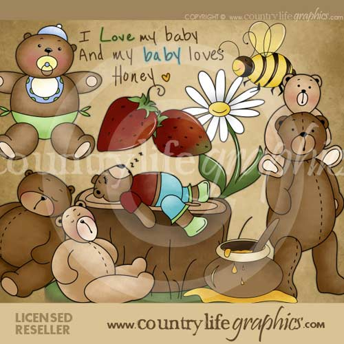 Honey Bears CU