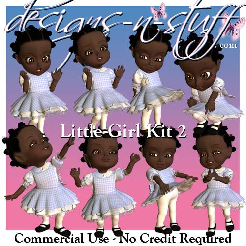 Little Girl Kit 2