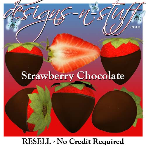 Strawberry Chocolate - Resell - Click Image to Close
